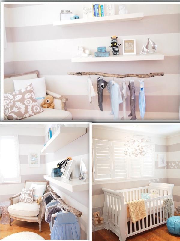 Hvidtbabyværelse