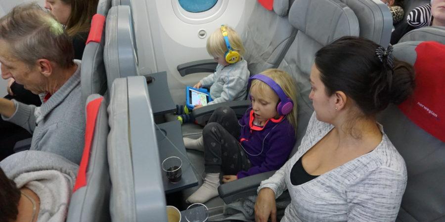 ting til flyveturen